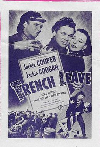 French Leave (1948 film) - Image: French Leave (1948 film)