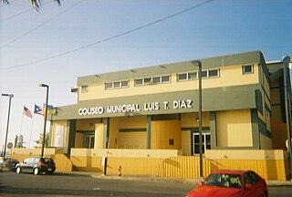 Luis T. Diaz Coliseum
