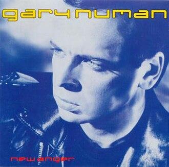 Metal Rhythm - Image: Gary Numan New Anger