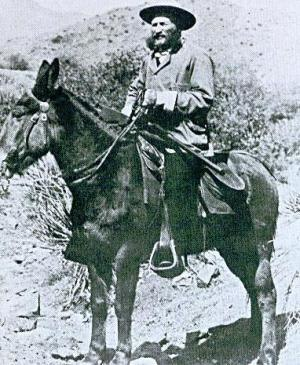 George Crook - George Crook during the Tonto Basin Campaign.