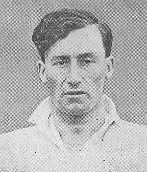 George Kell (footballer) - Kell while with Brentford in 1924
