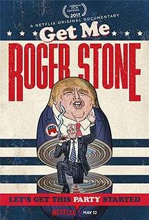 <i>Get Me Roger Stone</i>