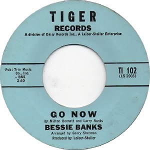 Go Now - Image: Go Now Bessie Banks