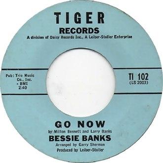 Go Now - Image: Go Now Bessie Banks