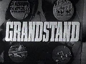 Grandstand (TV series) - The programme's original opening titles