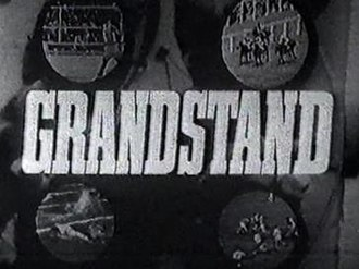 Grandstand (TV programme) - The programme's original opening titles