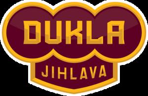 HC Dukla Jihlava - Image: HC Dukla Jihlava logo