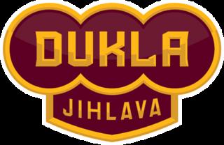 HC Dukla Jihlava Czech ice hockey team