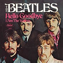 The Beatles — Hello, Goodbye (studio acapella)