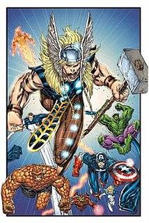 <i>Heroes Reborn</i> (1996 comic)