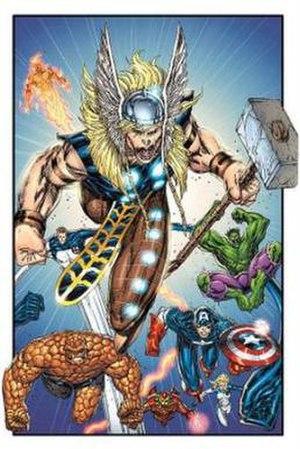 Heroes Reborn (comics) - Image: Heroes Reborn
