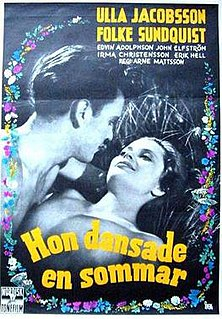 <i>One Summer of Happiness</i> 1951 film