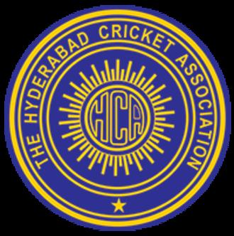 Hyderabad cricket team - Image: Hyderabad Cricket Association Logo
