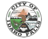 Official seal of City of Idaho Falls