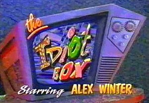 The Idiot Box (TV series) - The opening credits of 'The Idiot Box'