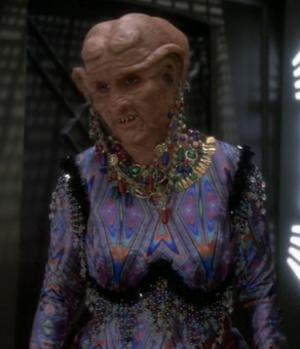 "Ishka - Adams as Ishka in ""Profit and Lace"""