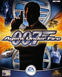 James Bond 007 - Agent Under Fire Coverart.png