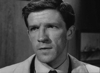 James Maxwell (actor) - Maxwell in a 1965 episode of The Saint