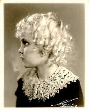 Jean Darling - Darling in the 1920s