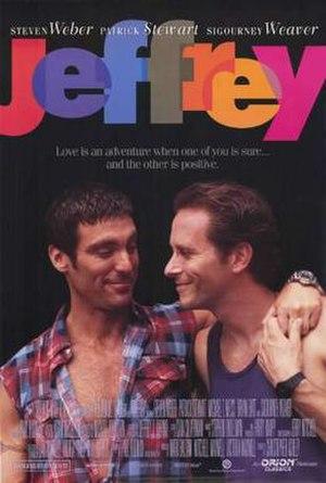 Jeffrey (1995 film) - Original theatrical poster