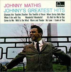 Johnny's Greatest Hits - Image: Johnny Mathis Johnnys Greatest 475435