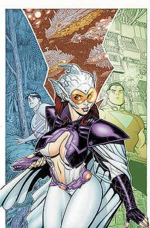 """Arthur Adams (comics) - Adams was heavily influenced by the work of Paolo Eleuteri Serpieri, among other sources, in illustrating """"Jonni Future"""", which he considers his best work."""