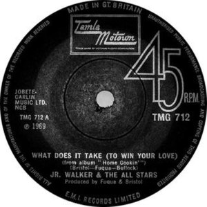 What Does It Take (To Win Your Love) - Image: Jr walker and the all stars what does it take to win your love tamla motown