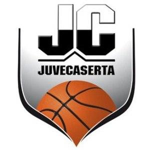 JuveCaserta Basket - Image: Juvecaserta Basket Logo
