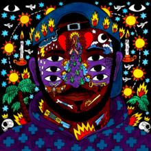 Kaytranada, '99.9%', Artwork - Mar. 18, 2016.png