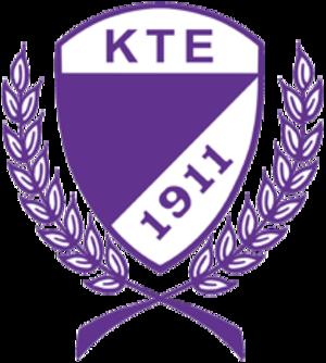 Kecskeméti TE - Image: Kecskemeti TE logo