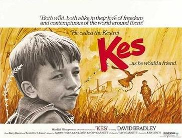 Kes 1969 film poster