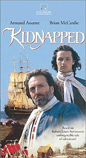 <i>Kidnapped</i> (1995 film) 1995 TV adventure film directed by Ivan Passer