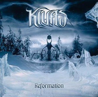 Reformation (Kiuas album) - Image: Kiuas Reformation