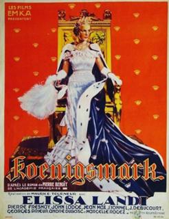 <i>Koenigsmark</i> (1935 film)