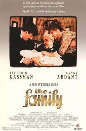 The Family (1987 film) - Film poster