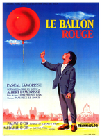 Picture of a movie: Le Ballon Rouge