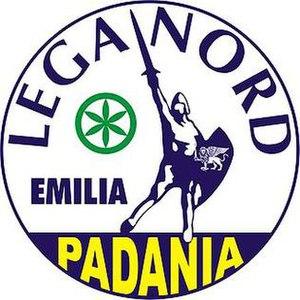 Lega Nord Emilia - Image: Lega Emilia Logo