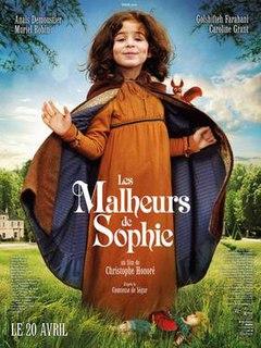 <i>Sophies Misfortunes</i> (2016 film)