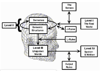 Junction Grammar - Graphic depicting modular components and their interaction in a junction grammar.
