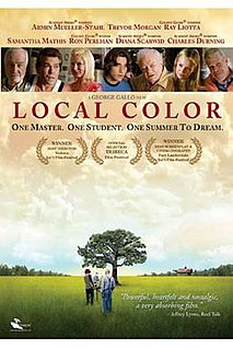 <i>Local Color</i> (film) 2006 film by George Gallo