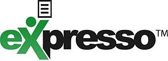 Expresso spreadsheet - Image: Logo Plain 15