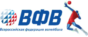 Russia men's national volleyball team - Image: Logo russiavolley