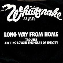 Whitesnake - Long Way From Home