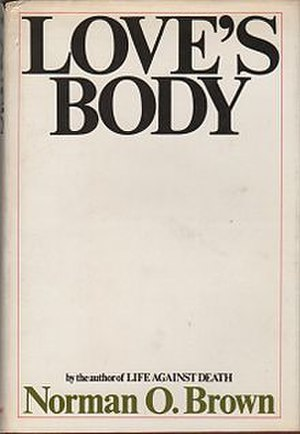 Love's Body - Cover of the first edition
