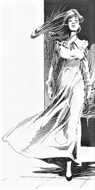 Lucy Westenra - Lucy in Stoker's Dracula.