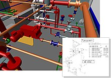 The MPDS4 Piping Design module delivers automated piping isometrics through the ISOGEN interface
