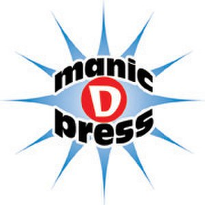 Manic D Press - Image: Manic D Presslogo