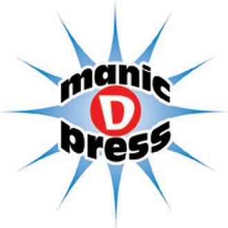 Manic D Press - Image: Manic D Presslogo