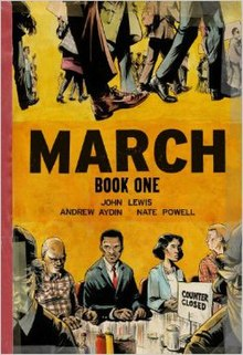 March Book One MarchBookOneCover