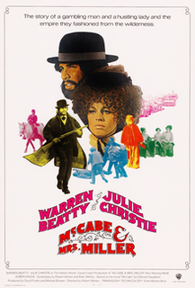 <i>McCabe & Mrs. Miller</i> 1971 film by Robert Altman